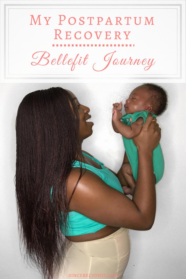 My Postpartum Recovery