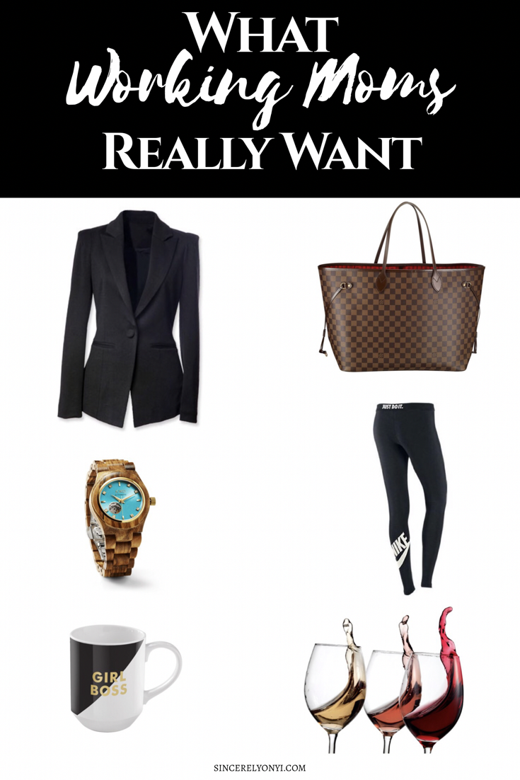 What Working Moms Want | Gift Guide