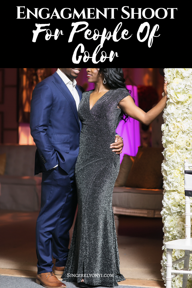 Engagement shoot for your wedding? If you are a person of color, keep these 3 things in mind when you are planning for wedding photography. #love #photographyideas #weddingpictures #photographer#blackpeople #peopleofcolor
