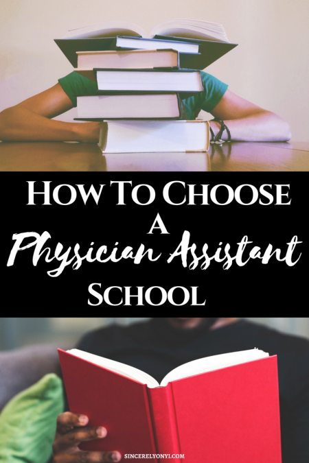 Tips on how to select which physician assistant programs to apply for. There is much anxiety about the prerequisite and CASPA process. But at the end of the day your journey into healthcare depends on training at the right university. These 5 tips will help you choose a physician assistant program for you #college #graduate #medicine #doctor #whitecoat