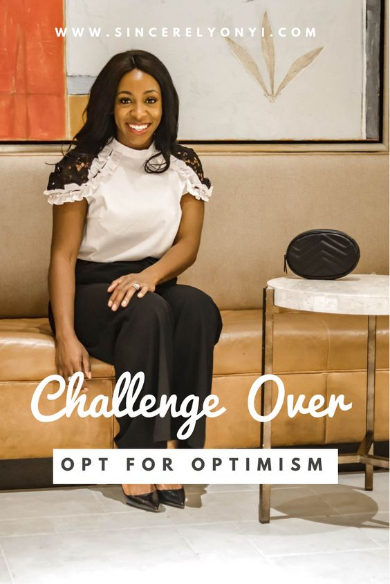 The Challenge Isn't Over: Continue to Opt for Optimism
