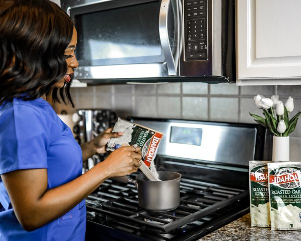 easy evening routine for working moms