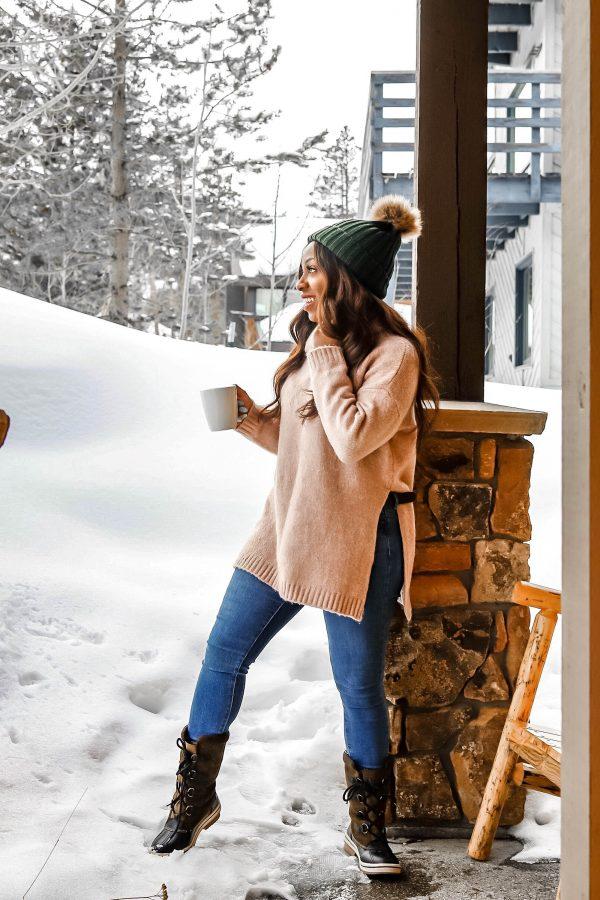 ski trip packing list sincerely onyi